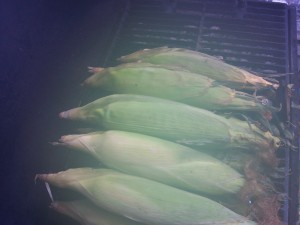 Smoked Corn July