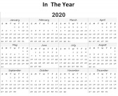 In The Year 2020… Sounds Kind of Treky To Me